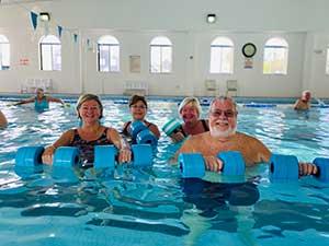 Aquatic Group Fitness