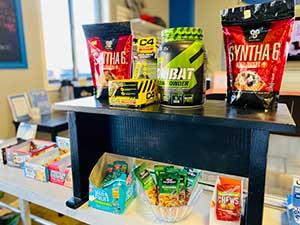 Fuel Bar/Pro Shop