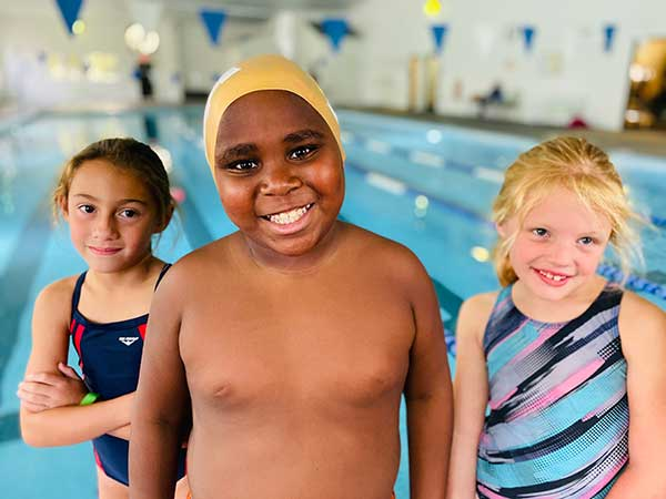 Swim Lessons Group