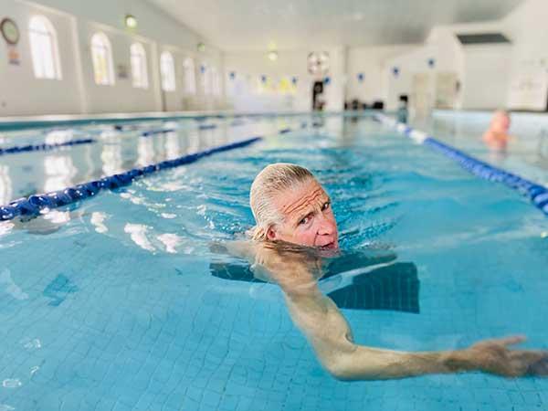 Aquatic Stroke Clinic
