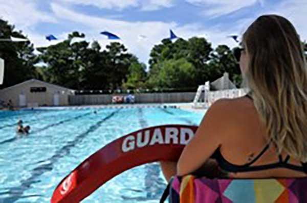 life-guard