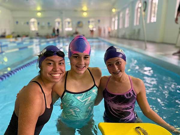 Summer swim league