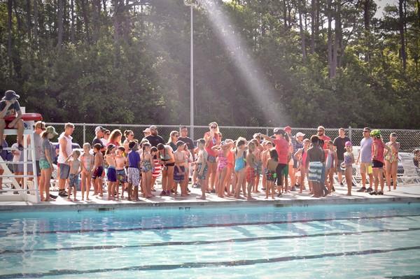 triathlon kids event community