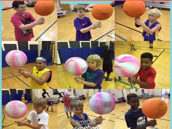 summer camps sports center